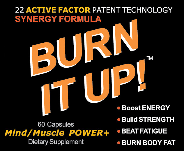 Burn fat thermogenic supplement