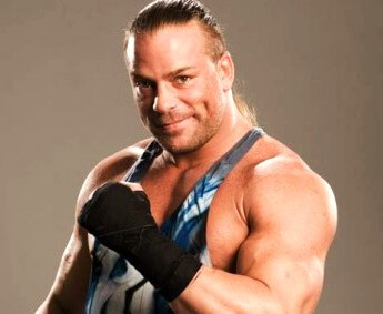 Rob Van Dam's diet and muscle building workout plan